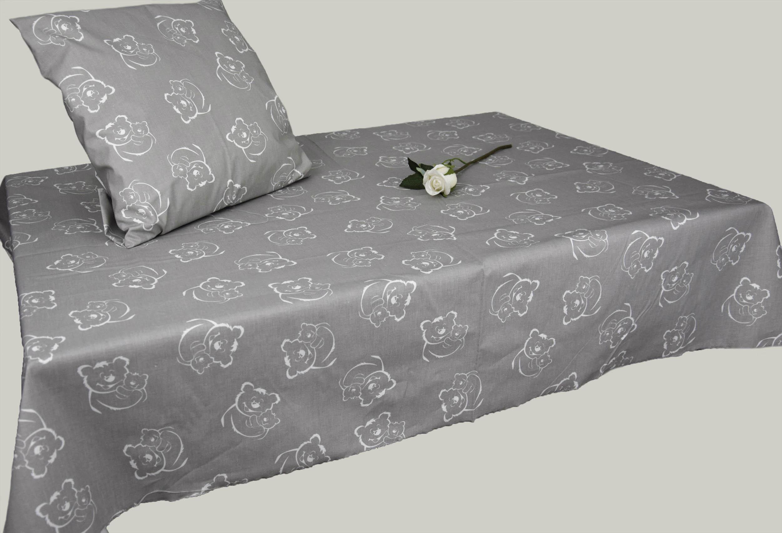 stoffe baumwolle deko dekostoff teddyb r teddy aschgrau. Black Bedroom Furniture Sets. Home Design Ideas